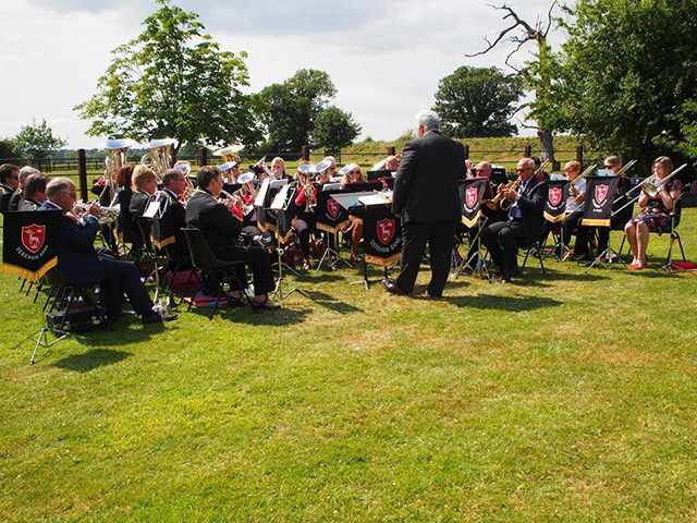 Dereham Band Brass on the Grass