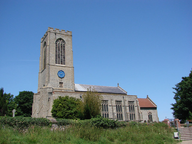 Swanton Morley Church Festival Venue
